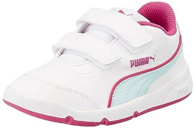 43b6aacf5d9e Puma Unisex Kids  Stepfleex Sl V Multisport Outdoor Shoes  Amazon.co ...
