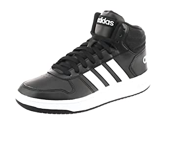 Adidas Men's Hoops 2.0 Mid Fitness Shoes by Adidas