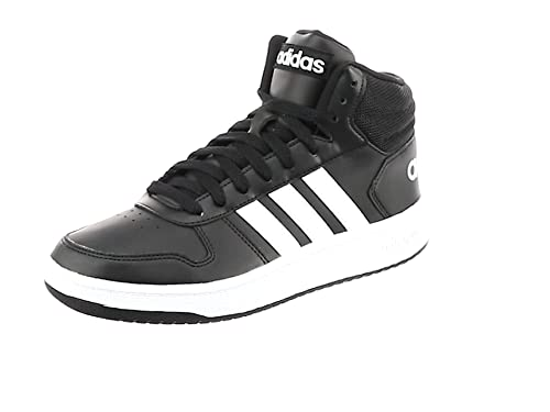 adidas Men's Hoops 2.0 Mid Basketball Shoes