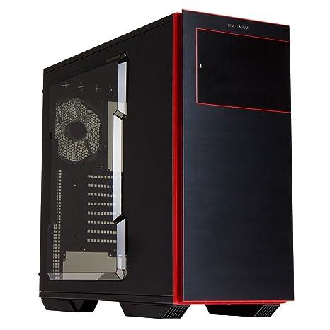 In Win 707 - Caja de Ordenador de sobremesa (E-ATX/ATX/Micro ...