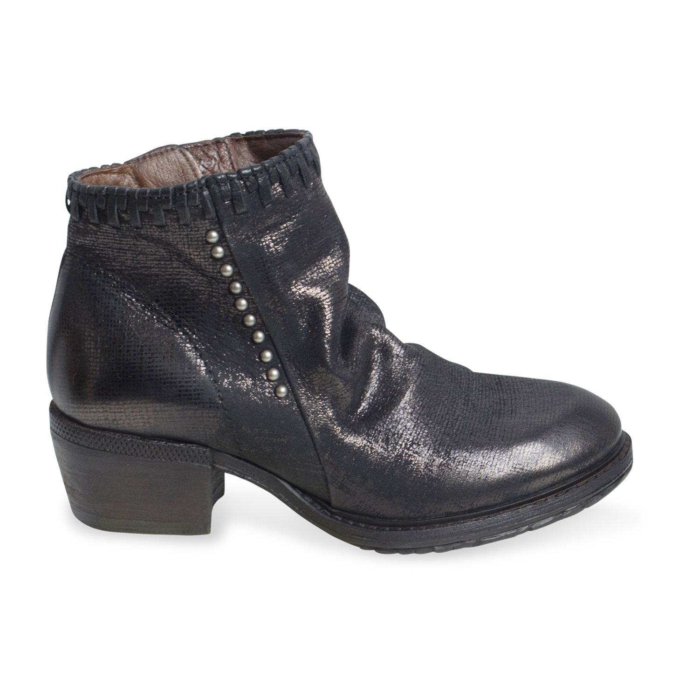 A.S.98 A.S.98 A.S.98 Damen Stiefelette CORN17 Farbe schwarz schwarz schöner Schuh für die Abendgarderobe 2c26d5
