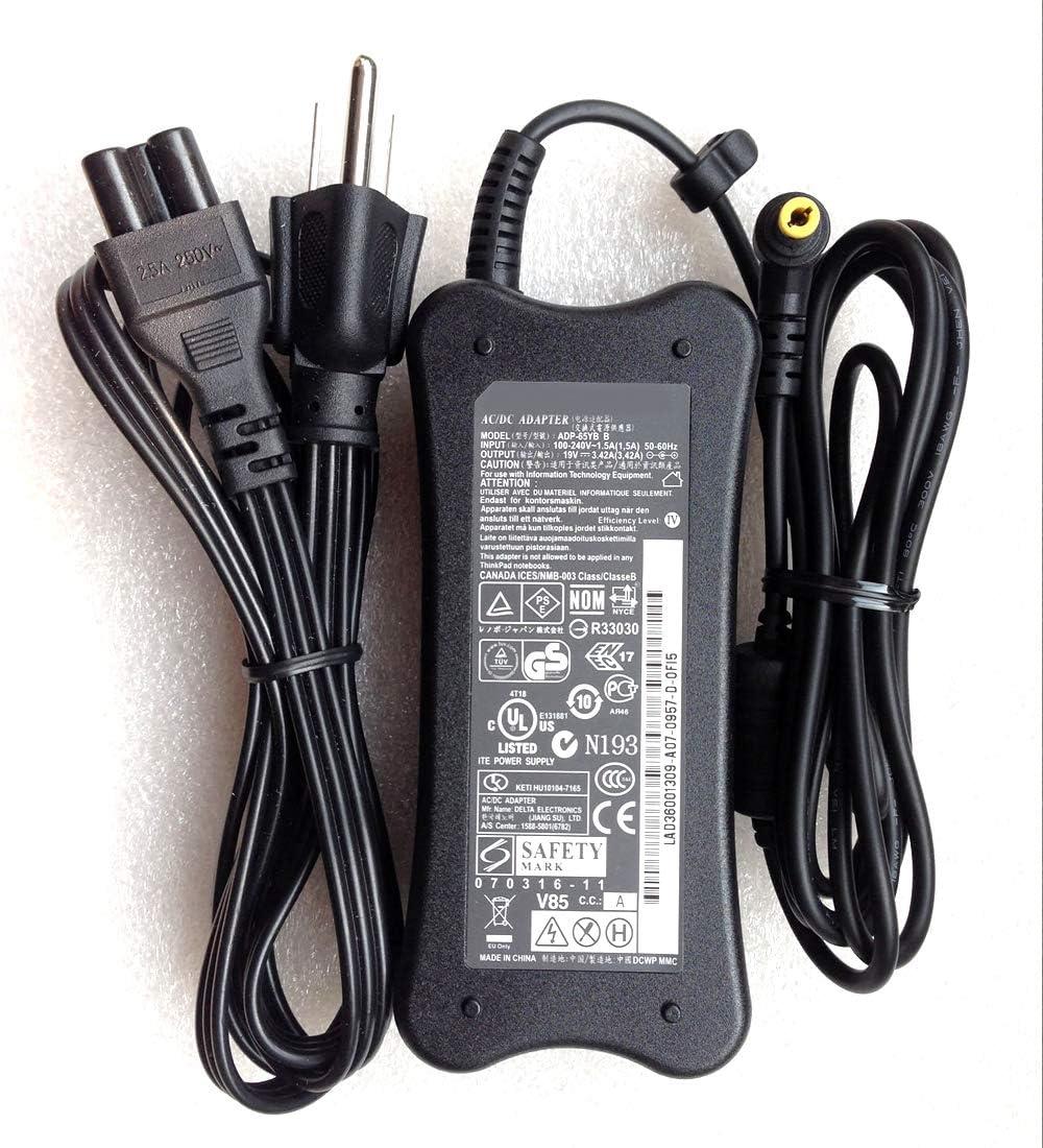 Genuine OEM AC/DC Power Supply for Lenovo G530 G550 G560 19V 3.42A