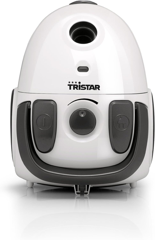 Tristar SZ-1910 Aspirador de trineo, 1800 W, 2 litros, 80 Decibelios, Negro, Color blanco: Amazon.es: Hogar