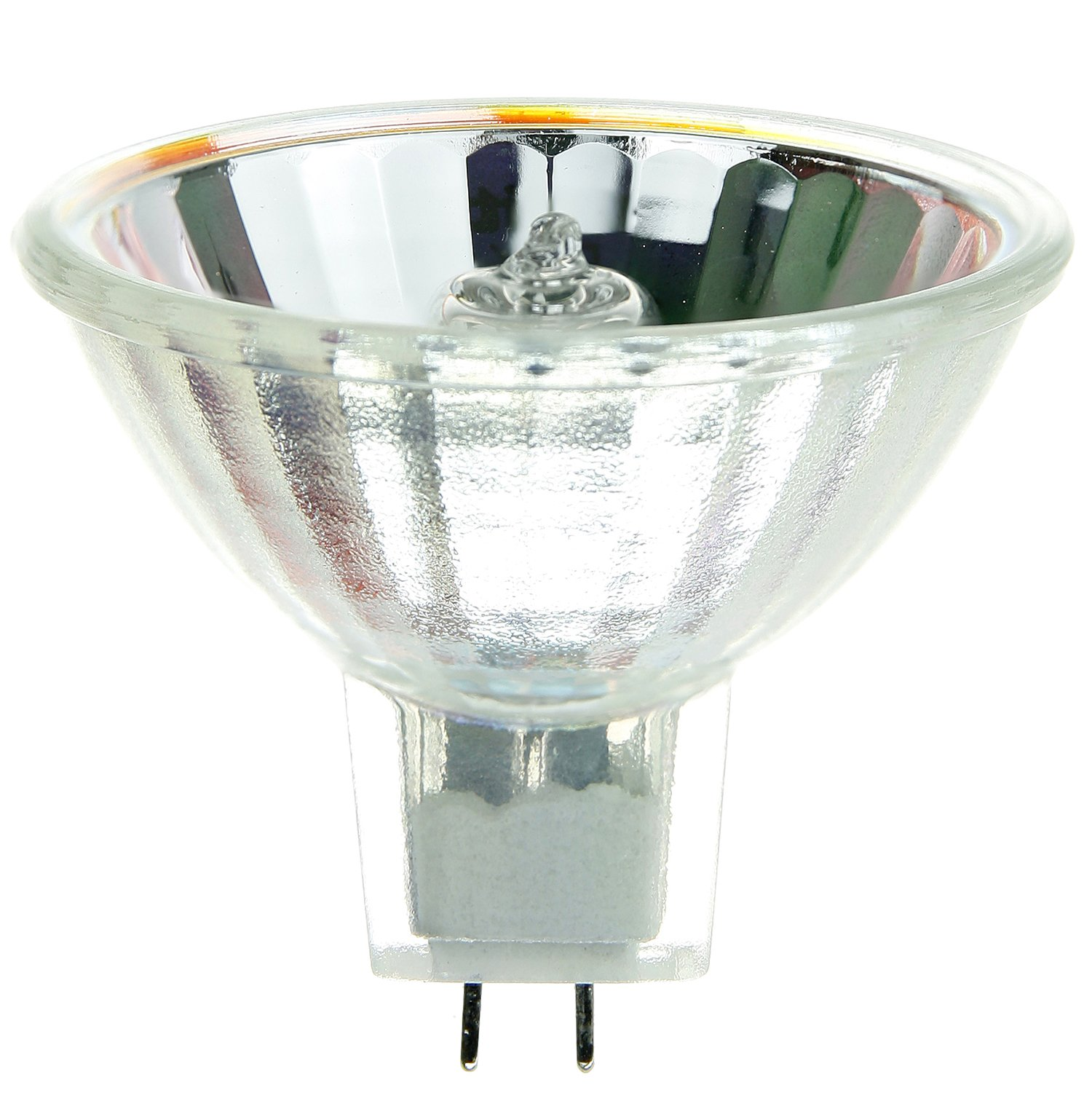 Sunlite FXL 410W/MR16/82V/CL/GY5.3 410-watt 82-volt Bi-Pin Based Stage and Studio MR16 Bulb, Clear