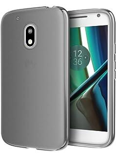 Moto G Play Case, Cimo [Matte] Premium Slim Fit Protective Cover for Motorola