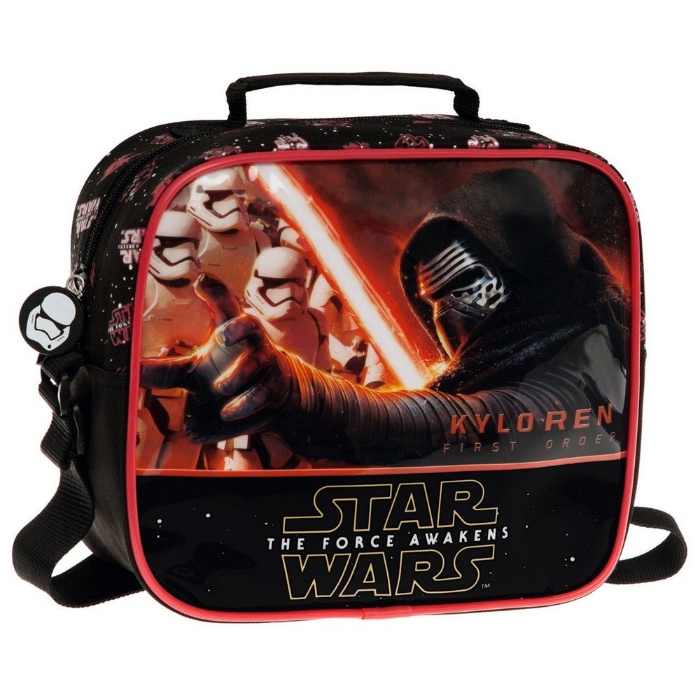 Disney Star Wars Beauty Case da Viaggio, Poliestere, Nero, 25 cm 4644851