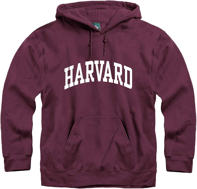 Classic Logo Premium Color Heavyweight Cotton Ivysport Hooded Sweatshirt