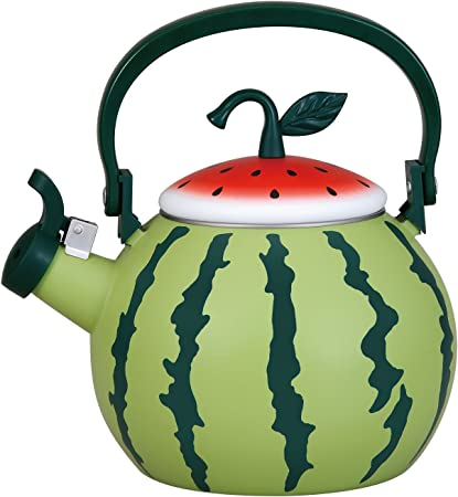 Watermelon Whistling Teakettle