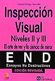 Inspección visual. Niveles II y III (Ensayos no destructivos - AEND)