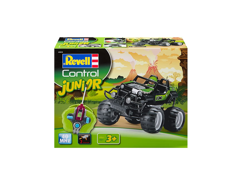 Revell 23014 RC-Junior Crash Car DINO Elektrisches Spielzeug