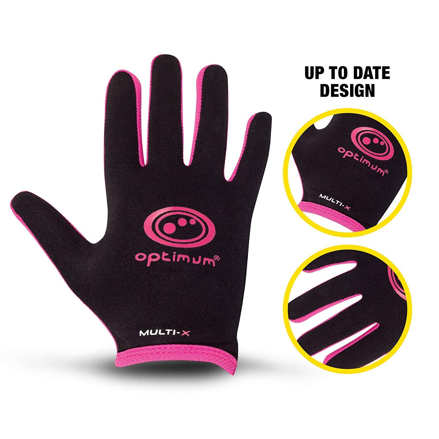 OPTIMUM Multi x Full Finger Gloves