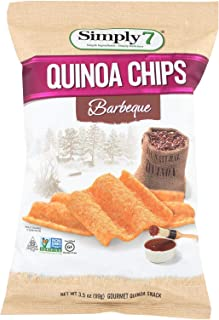 product image for Simply 7 Quinoa Chips - Barbecue - Case of 12 - 3.5 oz.