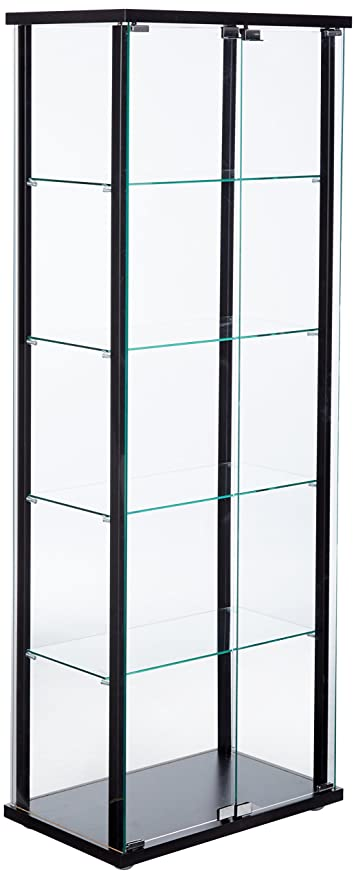 contemporary curio black miller hm display howard cabinet trend designs furniture berends cabinets