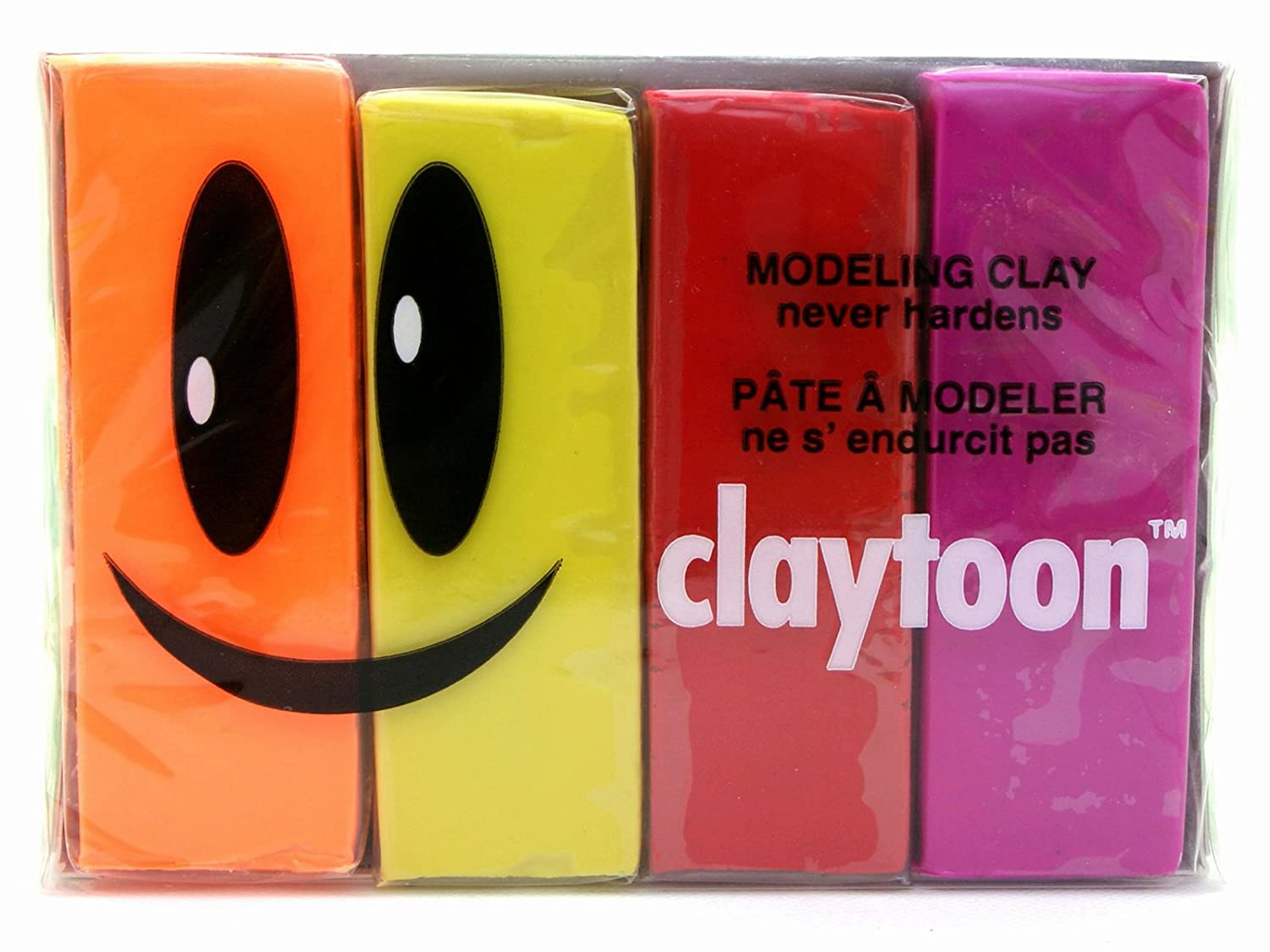 Claytoon Set Hot Colors 18157 MACPHERSON -