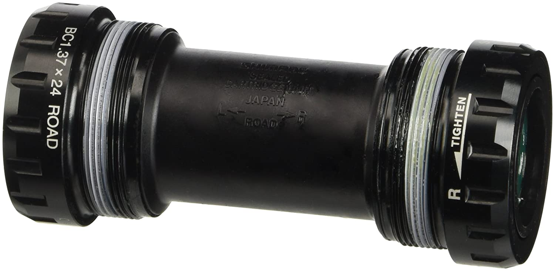 SHIMANO(シマノ) ボトムブラケット SM-BB9000 BSA ロード用 付属/TL-FC24 68mm B0098FGAUM