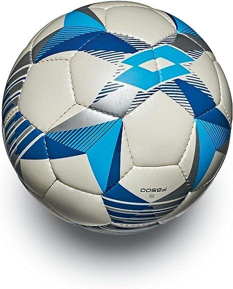 Lotto Bl FB 500 III 5 Pk12 Balón de Fútbol, Hombre, Blanco (Wht ...