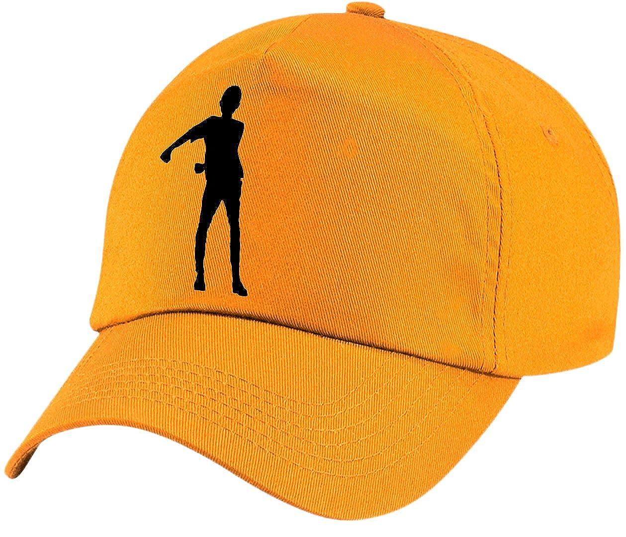 ragazzo Orange Taglia Unica Cappello laylawson