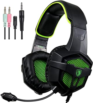Nuevo Xbox One PS4 Auriculares para Gamers con Micrófono Control ...