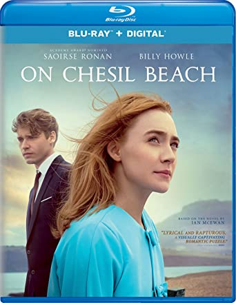 amazon com on chesil beach blu ray saoirse ronan billy howle