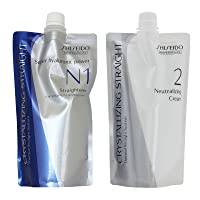 Shiseido Crystallizing Straight For Natural to Sensitized hair(old version :  Fine...