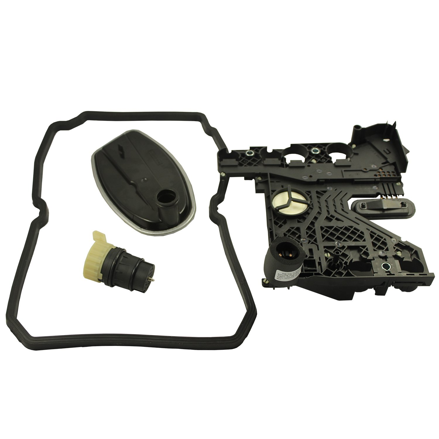 JDMSPEED New 028780 Transmission Conductor Plate + Connector + Filter + Gasket Kit For Mercedes Benz # 1402701161 2035400253 68049181AA