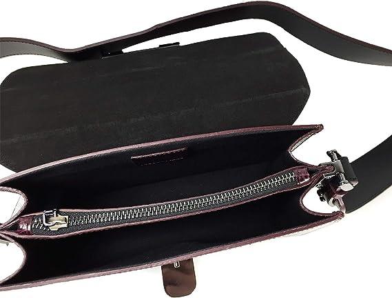 MASSIMO DUTTI - Bolso mochila de piel para mujer Rosa Rosa 6 1/2 HS: Amazon.es: Ropa y accesorios