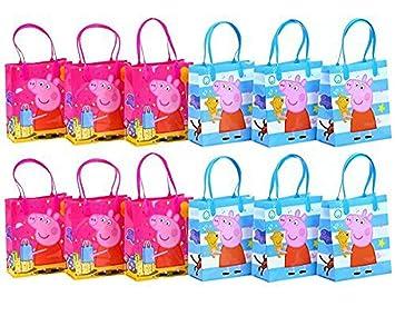 1e1a2bd8e340 Buy Peppa Pig Party Favor Goodie Gift Bag 6