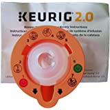 KEURIG 2.0 NEEDLE CLEANING TOOL.