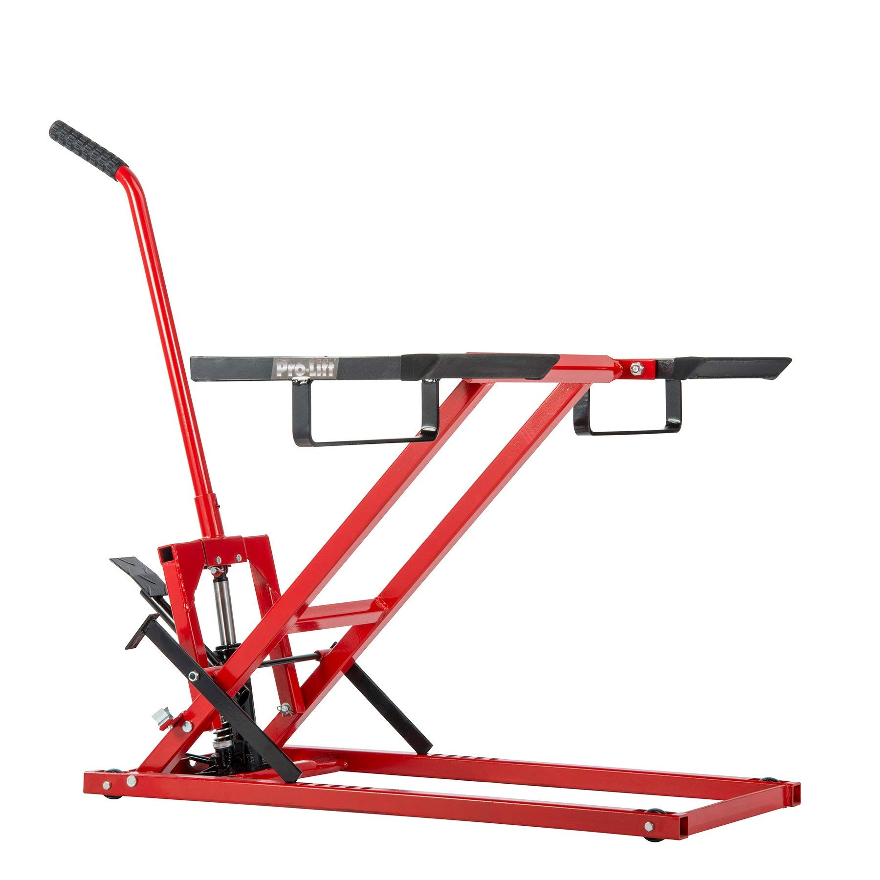 Pro Lift Lawn Mower Jack Lift with 300 Lbs Capacity for Tractors and Zero Turn Lawn Mowers (Renewed) by Pro-LifT