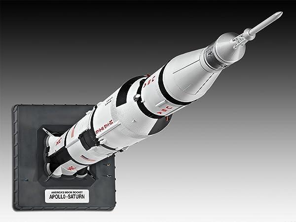 ドイツレベル 1/144 サターン V ロケット 04909