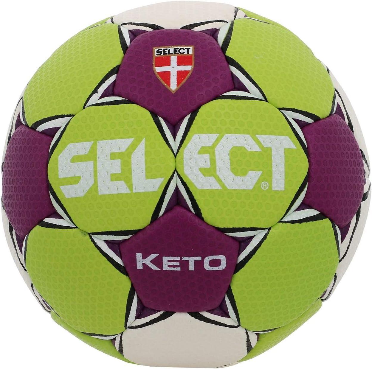 Select Keto – Balón de balonmano, 3: Amazon.es: Deportes y aire libre