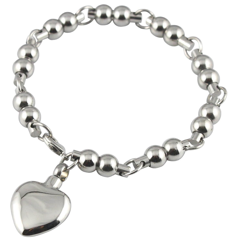 Urns UK Cremation Jewellery Ash Bracelet Chelsea Design 2 URNA4 UU640002A