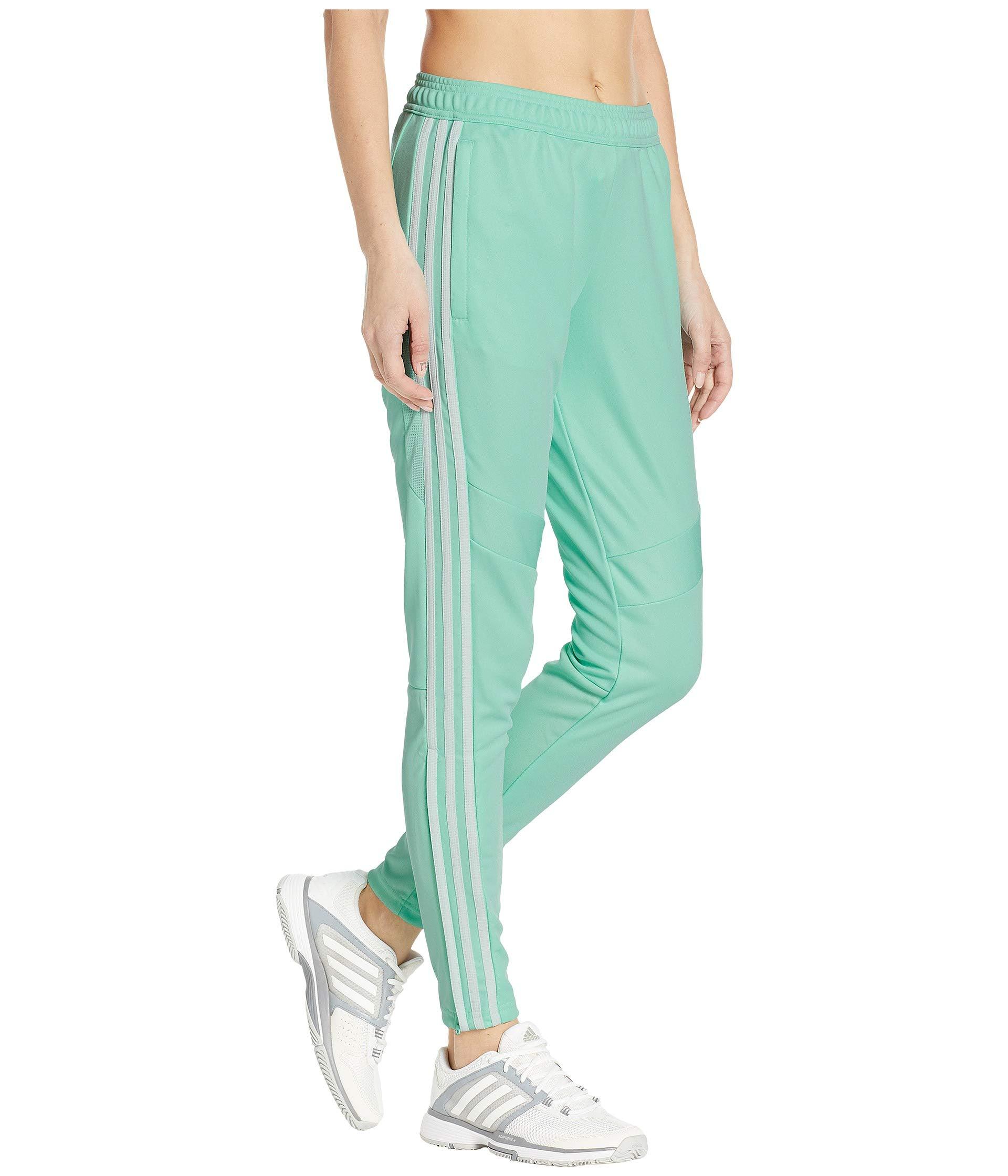 adidas Women's Tiro '19 Pants Clear Mint/White Small 30 by adidas (Image #5)