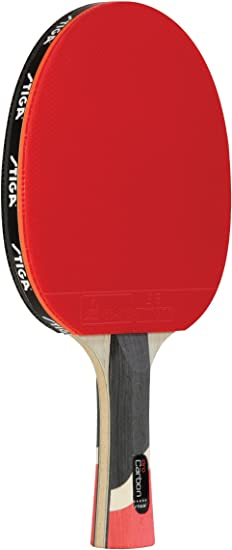 STIGA Pro Carbon Performance-Level Ping Pong Paddle