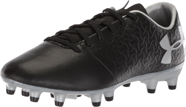 Chaussures de Football Mixte Enfant Under Armour UA Magnetico Select FG Jr