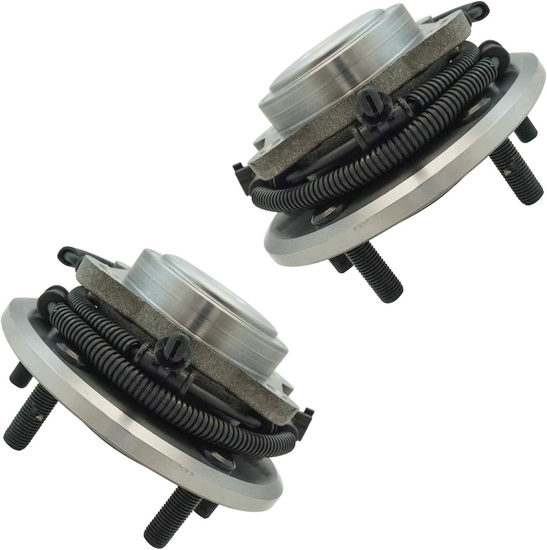 Rear Driver or Passenger Wheel Bearing /& Hub Assembly for Dodge Caravan Routan