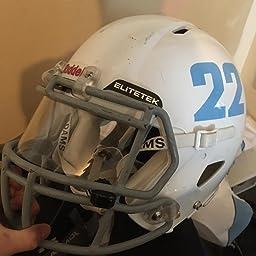 b3daac7e Amazon Com Elitetek Football Lax Lacrosse Eye Shield Visor
