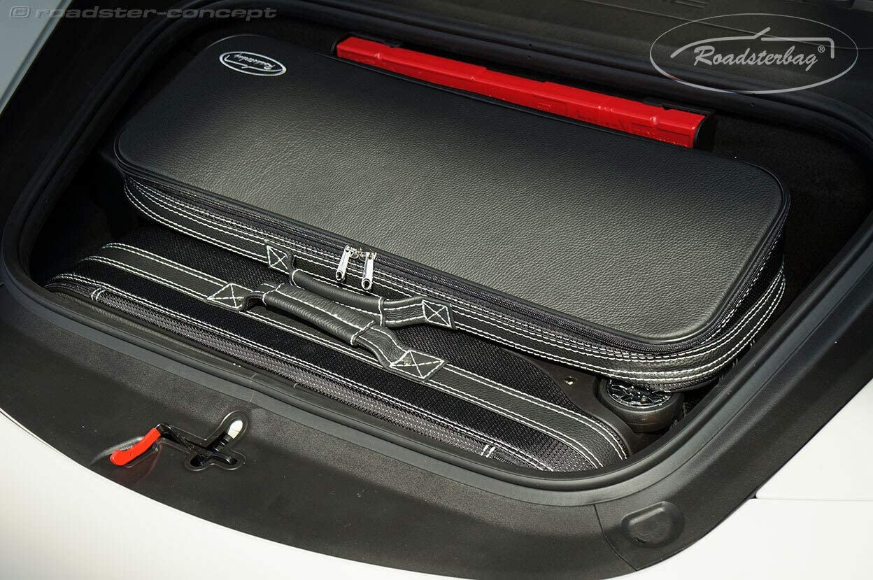 Roadsterbag rear storage bag for Porsche 911 991 and Cayman 981c
