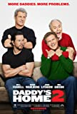 DADDY'S HOME 2 MOVIE POSTER 2 Sided ORIGINAL Advance 27x40 WILL FERRELL MARK WAHLBERG