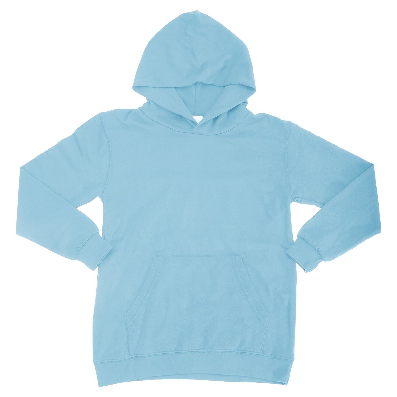 SG Kids Unisex Plain Hooded Sweatshirt Top/Hoodie
