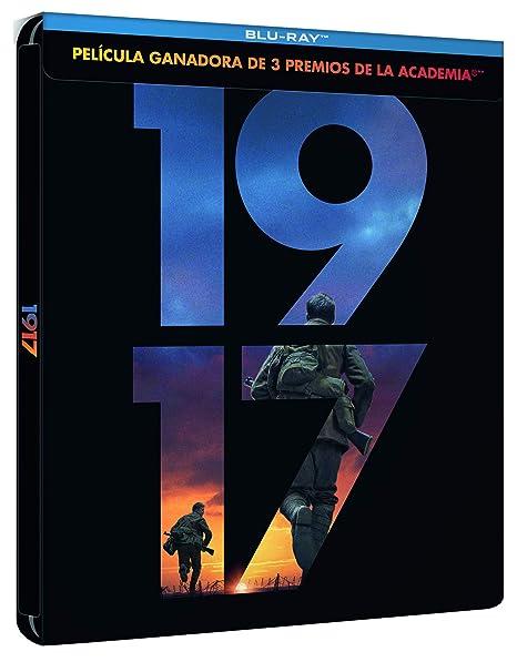 1917 - Edición Especial Metal (BD) [Blu-ray]: Amazon.es: Dean ...