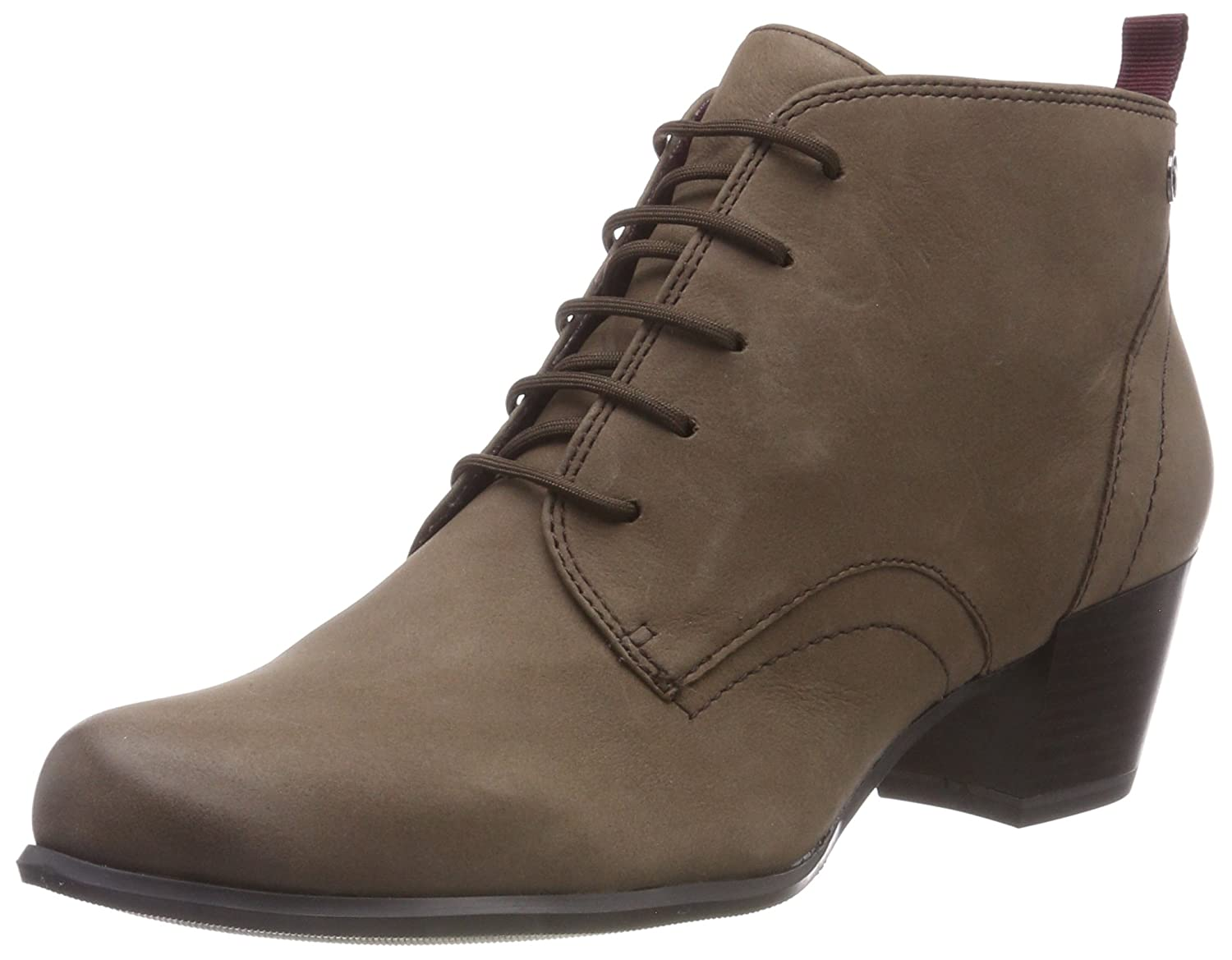Tamaris 439) Nubuc 25115, Rangers Boots Femme Marron (Cigar Marron Nubuc 439) 5affac3 - latesttechnology.space