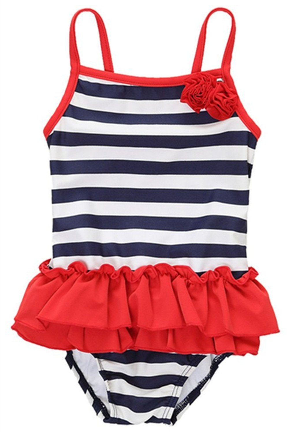 ALove Baby Girls One Piece Bathing Suit Child One