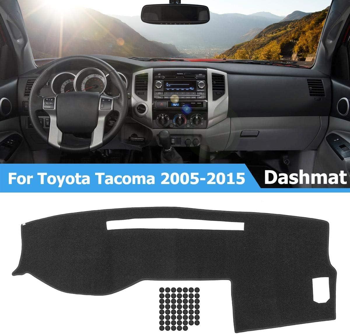 Fly5D Dashmat Dash Mat Dashboard Sun Cover Pad Fits For Toyota 4Runner 2003-2009