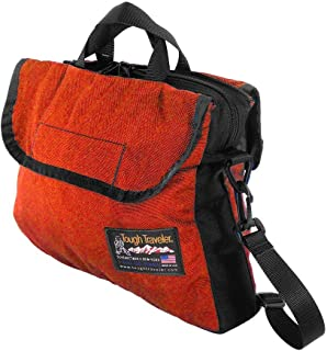 product image for Tough Traveler Docu-Double Shoulder Bag - Made in USA
