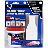 """Dap 12345 3"""" Wall Repair Patch Kit With DryDex Spackling"""