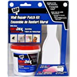 Dap 12345 3' Wall Repair Patch Kit With DryDex Spackling