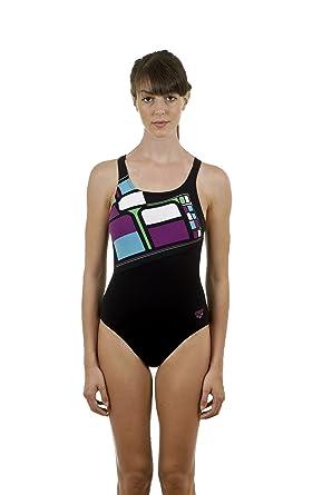 Arena - Traje de natación para Mujer: Amazon.es: Ropa y ...