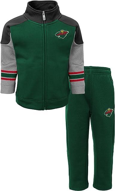 Outerstuff NHL Kids Catcher Performance Hoodie /& Pants Set
