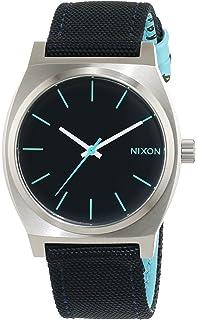 Nixon A0451985 Time Teller Mens Watch - Blue Dial